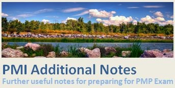 PMI Additional Notes