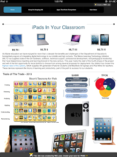 iPads in Your Classroom