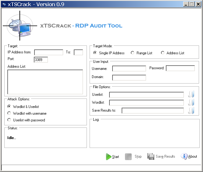 Free rdp brute force tool xtscrack mobile and computing tips