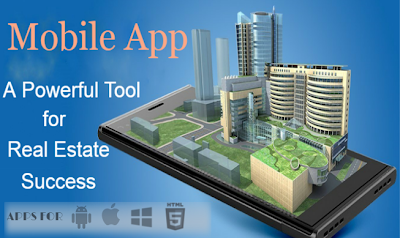 Mobile App Key To A Real Estate Success Mobile Apps Development