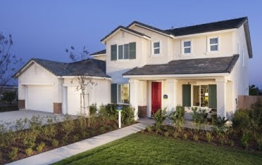 Model homes bakersfield for Bakersfield new home builders