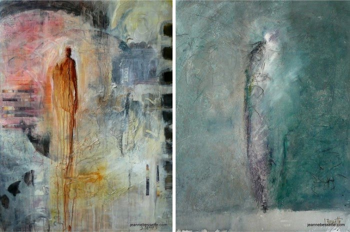 paintings expressionist art
