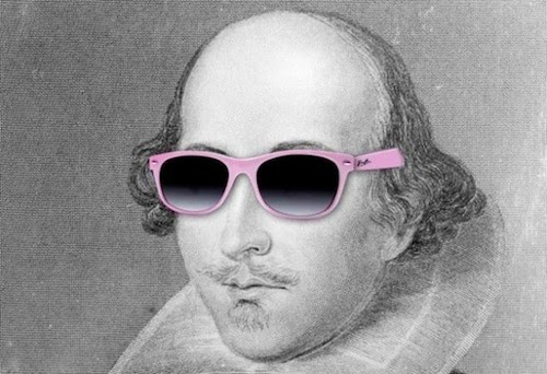 Image result for modern IMAGES of Shakespeare