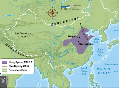 Shang Dynasty Civilization