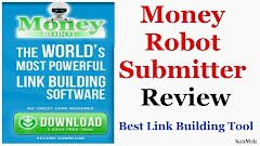 Money Robot Video Ranking Software
