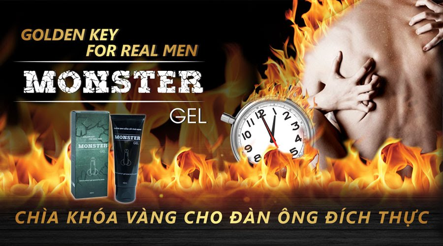 monster gel lừa đảo
