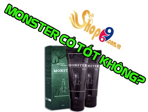 monster gel 1 2