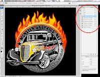 1 Open The File And Click WINDOW Channels To View Channel Selections This Is Where You Will Find Separation Plates
