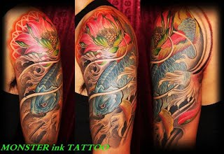 Monster ink Tattoo Style - Monster ink Tattoo Thailand