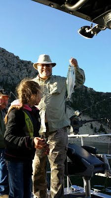kokanee salmon fishing at flaming gorge