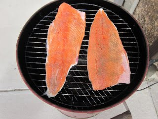 flaming gorge smoked kokanee salmon filets www.montysfishing.com lucerne marina guides