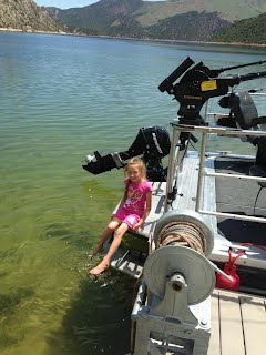 family fun vacations at flaming gorge guides www.montysfishing.com