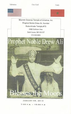 Prophet Noble Drew Ali's Birthday Celebration - MOORISH