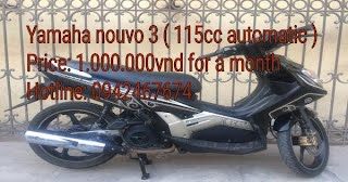 MOTORBIKE FOR RENT VAN CHINH