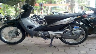 ANH HUU MOTORBIKES FOR RENT