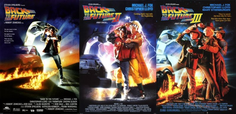 4. Back To The Future Tology - Movies Favorite For Every Time