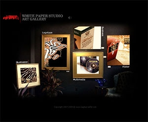 White Paper Gallery