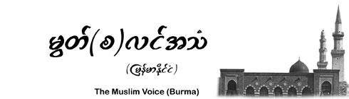 The Muslim Voice (Burma)