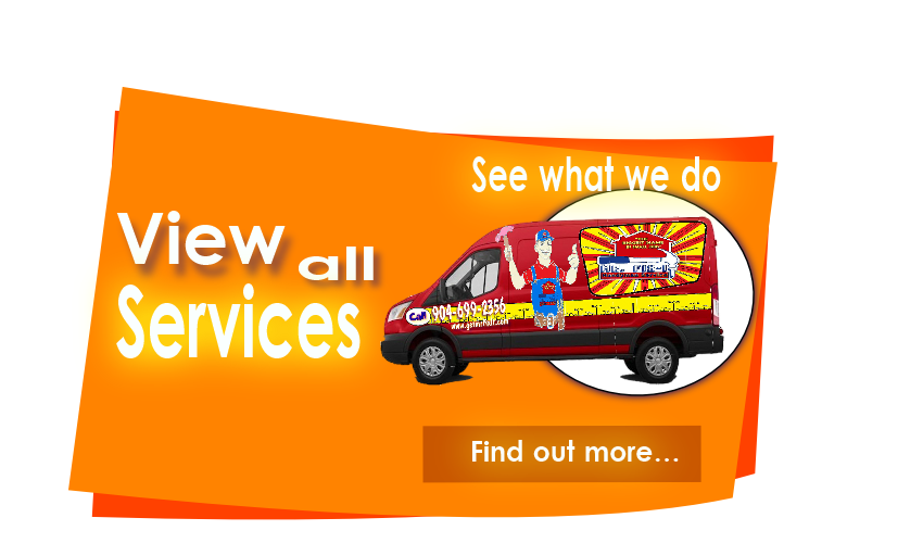 View our services - find out more