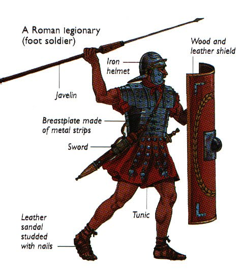 Soldier of Rome: The Legionary