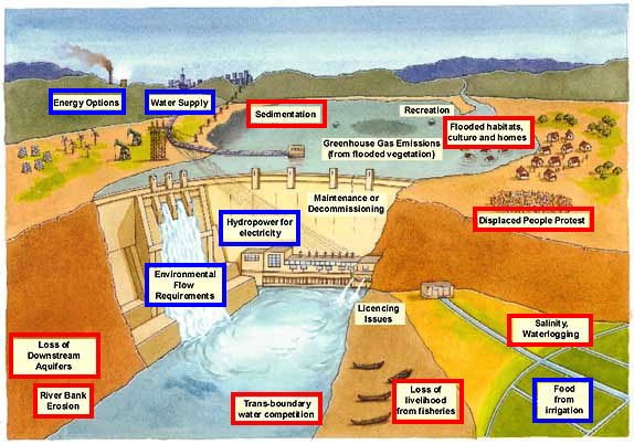 an introduction to the effects of dam building Throughout the past few years, the negative impacts of dams have become so well known that most countries have stopped building them altogether and are now forced to invest their money into fixing the problems created by existing dams.