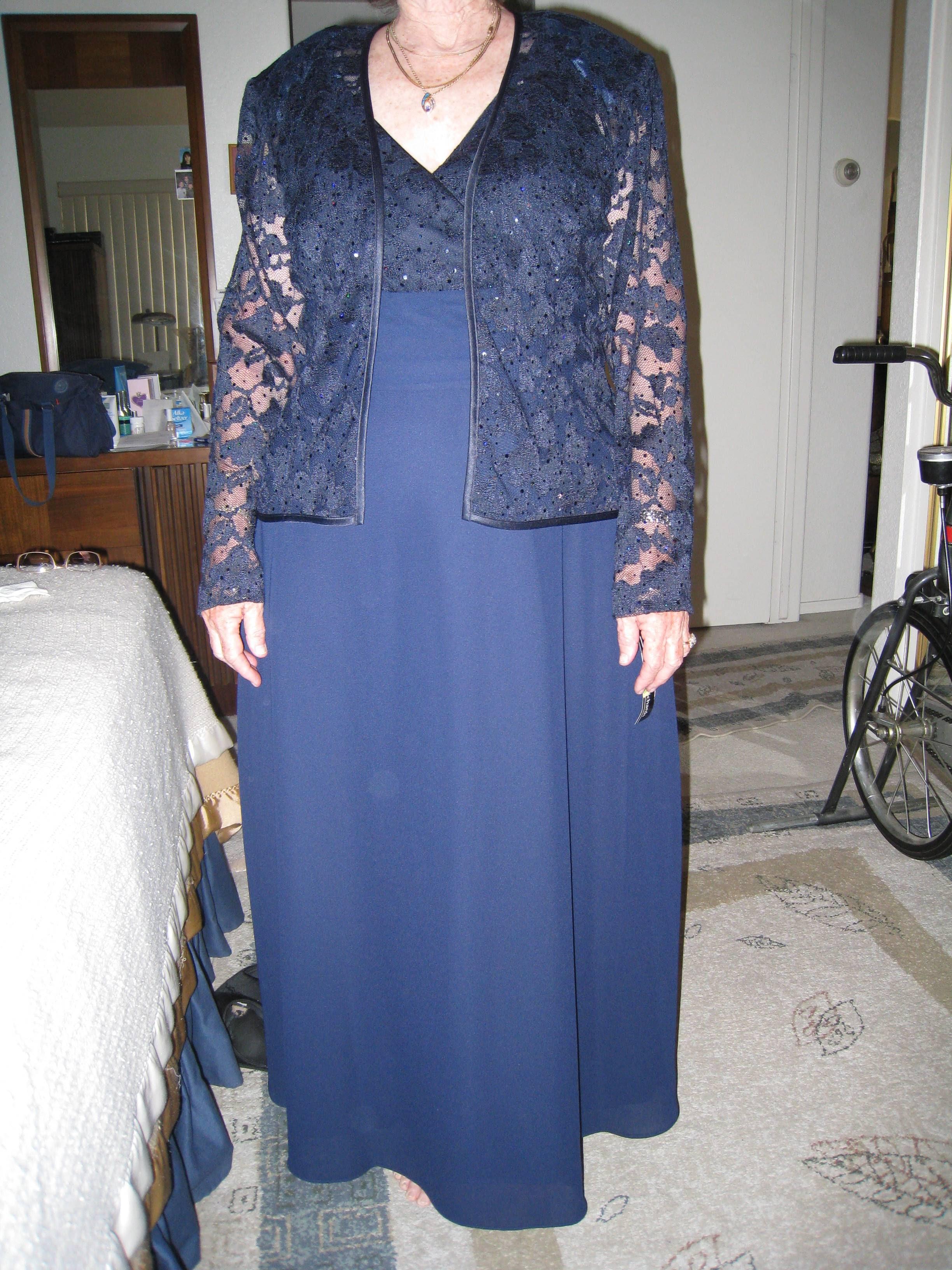 David's Bridal Grandmother Dresses