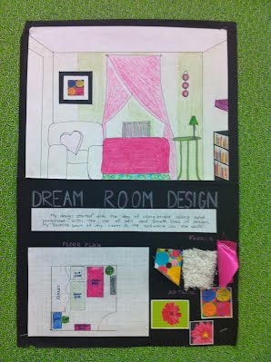 Students Will Also Turn In A Completed Interior Design Worksheet