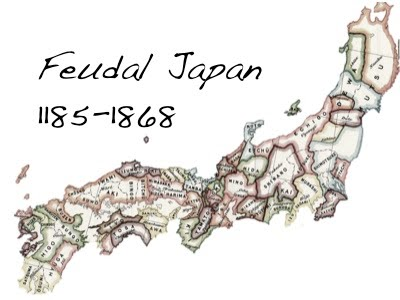 Map Of Japan 1600.Feudal Japan East Asia History For Kids