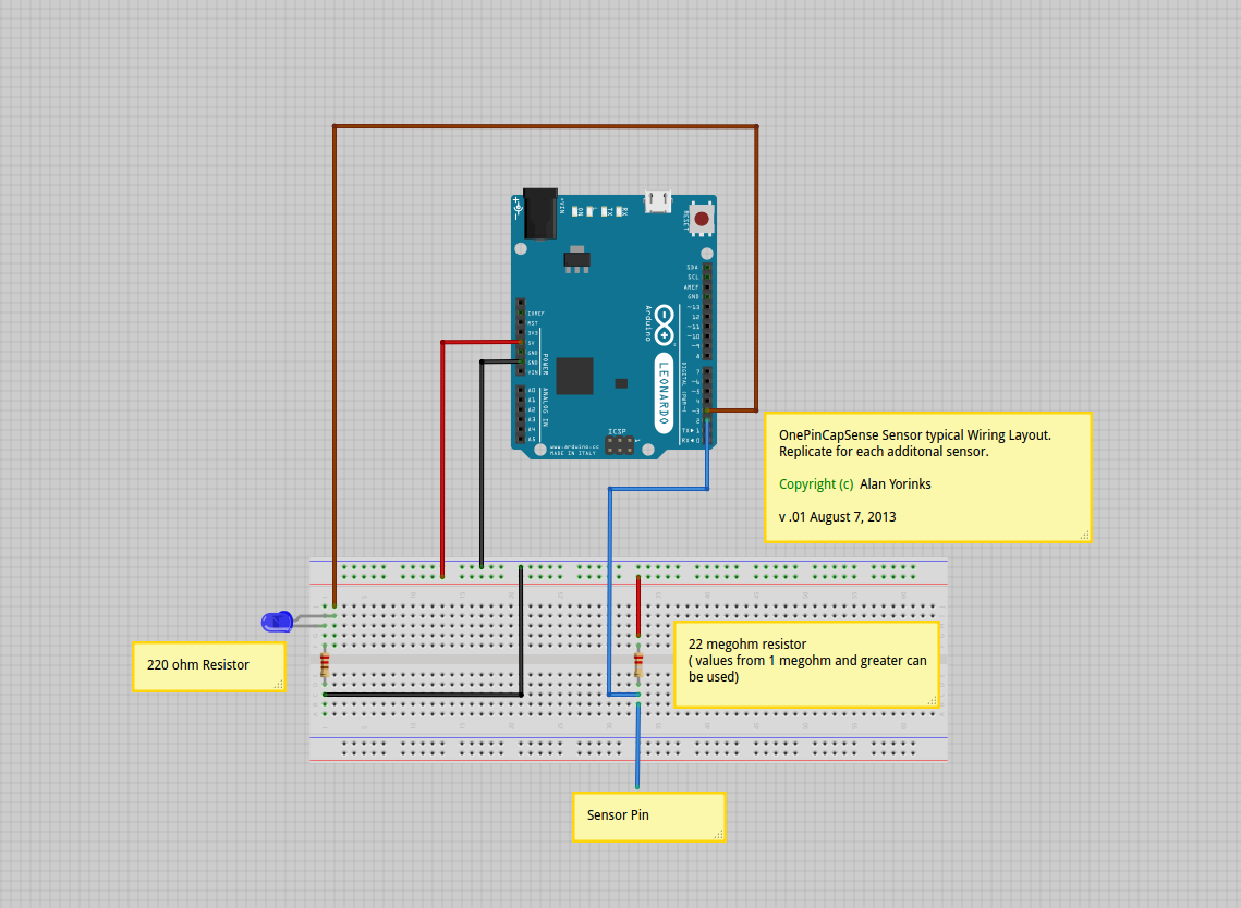 wiringDiagram?height=233&width=320 onepincapsense single pin capacitive touch library for arduino wiring diagram for single pin led fixture at soozxer.org