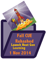 East Bay Workshop CUE Fall CUE Rehashed 11-01-2014