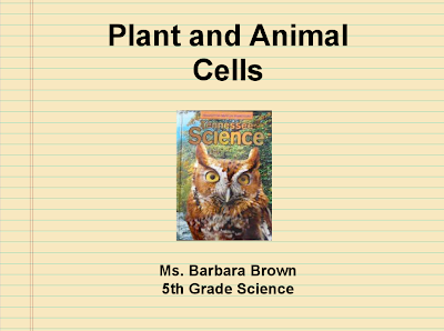 Animal and plant cell flipchart ms barbara browns classroom animal and plant cell flipchart ccuart Gallery