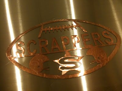 Copper coated Steel
