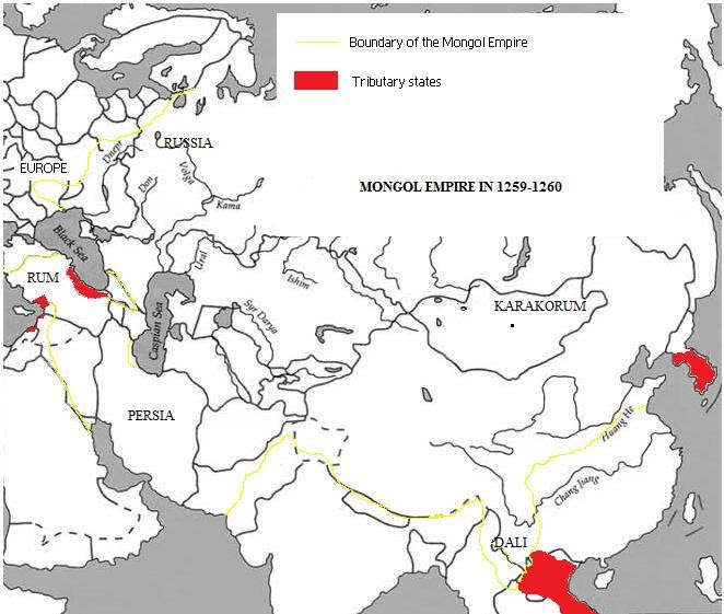 mongol empire and mongols mongol invaders The first question about the mongol conquests is: why did the mongols erupt from mongolia in the early 13th century and finally invasions against.