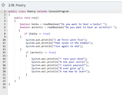 By Stereo Masters Online || Codehs Java