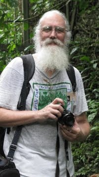 Ted Brattstrom - author and photographer