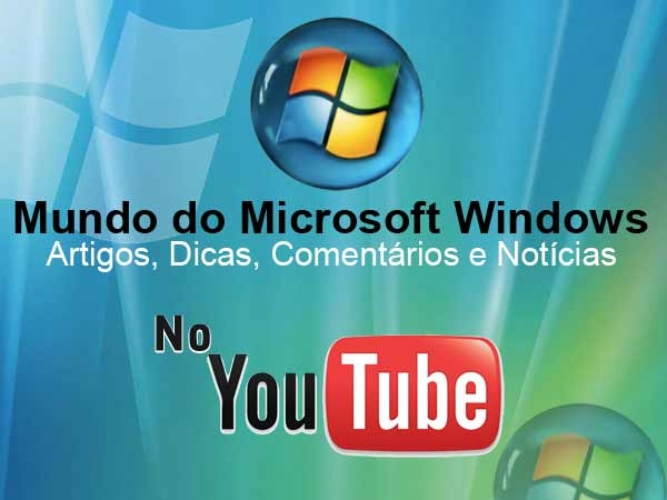 Nosso Canal No Youtube Acesse