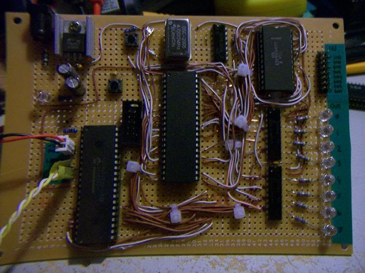Z80-PIC bootloader - Murray Electronics