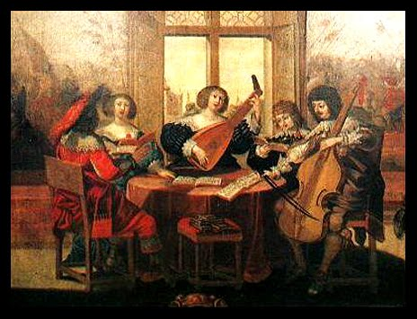 Baroque instruments and musical form music from 1600 1800 for What is the baroque period