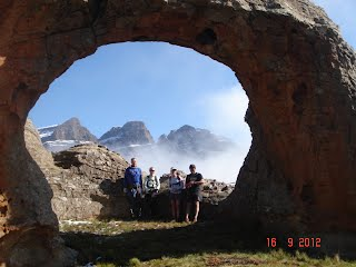 Checkpoint 1 - Natural Archway