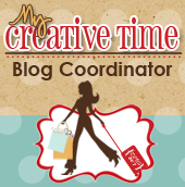 My Creative Time Blog Coordinator
