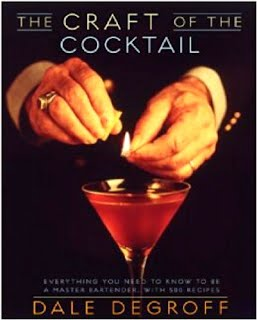 The Craft of the Cocktail via Amazon.com