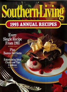 http://www.amazon.com/Southern-Living-1993-Annual-Recipes/dp/0848711424/ref=sr_1_1?s=books&ie=UTF8&qid=1417068342&sr=1-1&keywords=Southern+Living+1993+Annual+Recipes