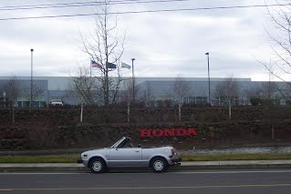 1979 Honda Civic 1500 CVCC Portland Oregon