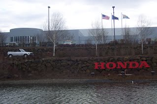 1979 Honda Civic 1500 CVCC Headquarters Portland OR