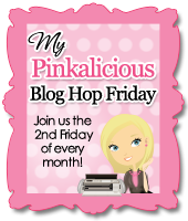 My Pinkalicious Blog Hop Friday