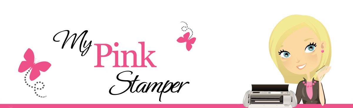 The NEW My Pink Stamper