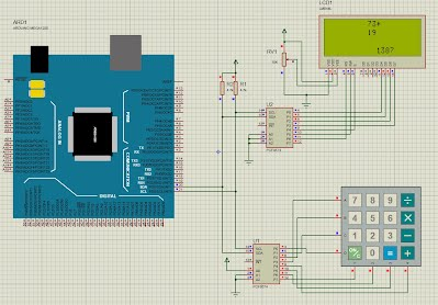 Project#06 Using I2C 8-bit IO Expander PCF8574 / MCP23008