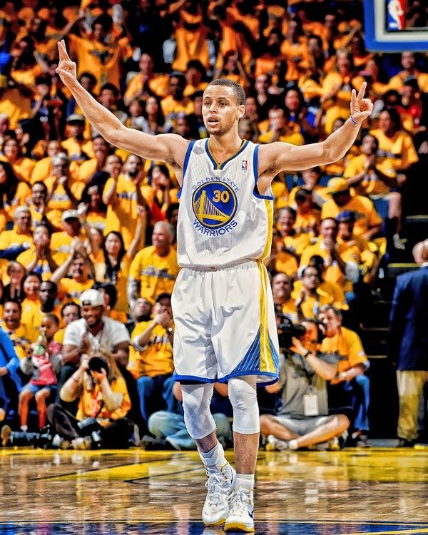 Stephen Curry Basketball Is Life