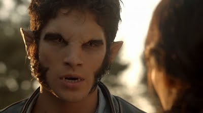 A Beta Werewolf S Eyes Permanently Change From Glowing Yellow To Blue When The Takes An Innocent Life