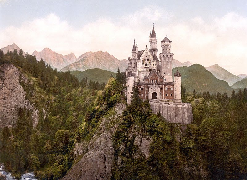 Image Information: Clara's Castle, Source: Wikipedia